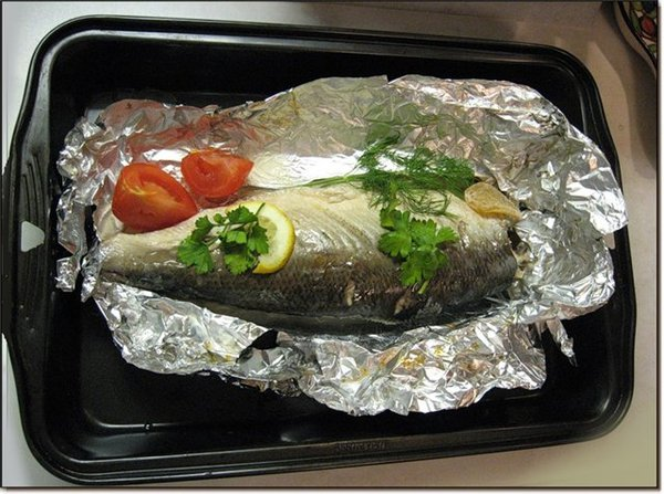 прикорм ребенка рыбой