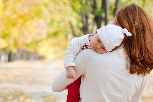 Примерный режим дня новорожденного