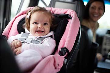 поездка с ребенком на машине: как подготовиться