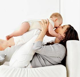 Как быть хорошей мамой ребенку