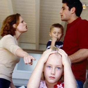 муж ревнует к ребенку