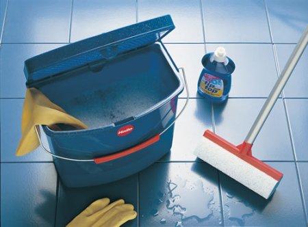 Как делать уборку