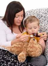 Как помочь ребенку при ангине