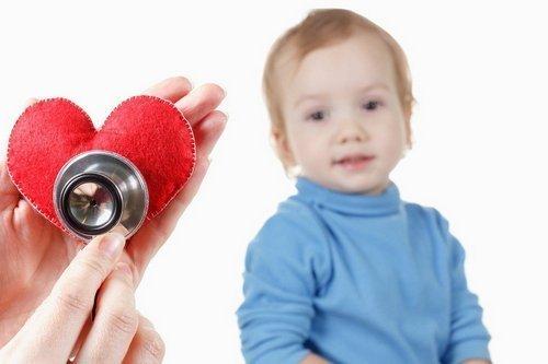 Шумы в сердце у ребёнка