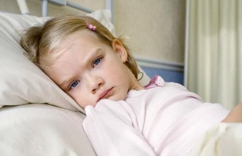Осложнения при диабете у детей