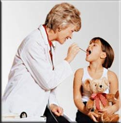 ЛОР заболевания у детей
