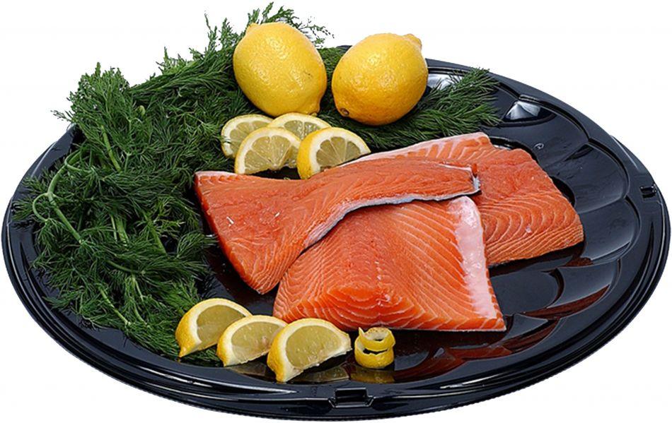продукты для повышения иммунитета у детей - морская рыба