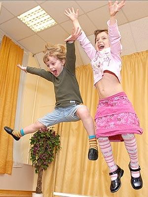 двигательная активность у детей