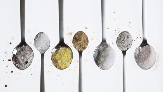 Соль для ребенка
