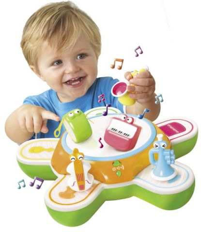Развитие слухового восприятия у детей