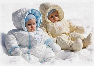 как правильно одеть ребенка на прогулку