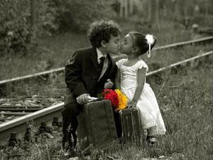 Ребенок влюбился…