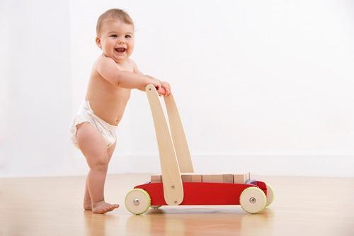 Быстро и правильно научить ребёнка ходить