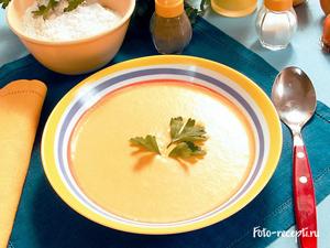 овощной суп для ребенка