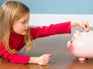 отношение детей к деньгам