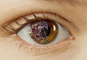глаза разного цвета у ребенка