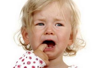 Ребенок закатывает истерики: прчины