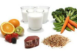 Правильное питание при дисбактериозе кишечника