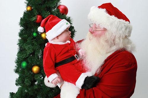 Новогодние игры с Дедом Морозом