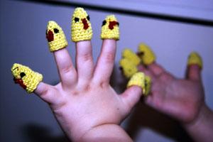 игры с ребенком по месяцам