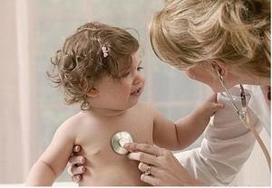 Профилактический осмотр детей до года