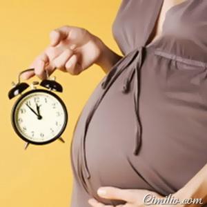 Успеть до родов