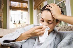 грипп во время беременности