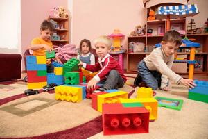 Социальная адаптация в детском саду