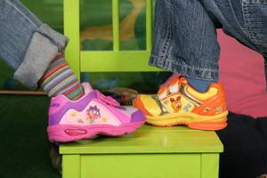 анатомическая обувь для детей