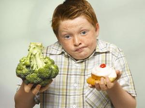 Как ребенку похудеть