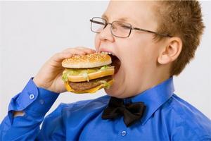 Степени ожирения у детей
