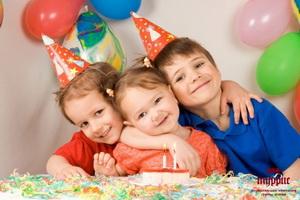 Как организовать детский праздник на дому