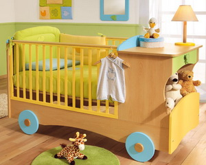 What you need to know when choosing a crib