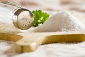 Когда ребенку давать соль