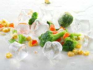 Замороженные овощи детям
