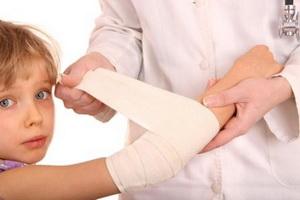 Что делать при ожоге кипятком у ребенка
