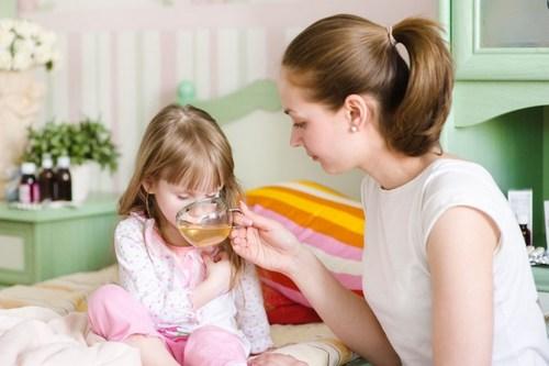 Лечение свинки у ребенка
