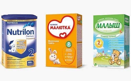 Как выбрать смесь ребёнку: классификации, полезные советы, рейтинг