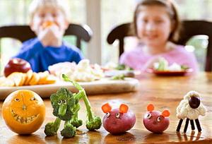 Полезны ли овощи для детей