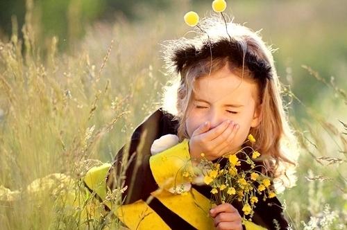 Аллергический ринит у ребёнка