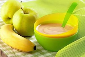 Как приготовить фруктовое пюре для ребенка - 10 советов