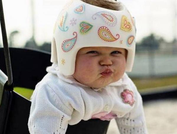 Смешные фото маленьких детей - фото 1