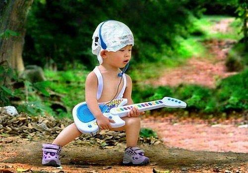 Смешные фото маленьких детей - фото 4