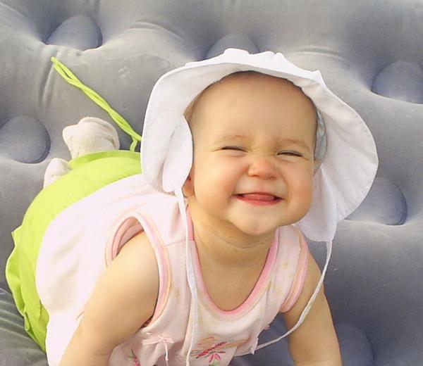Смешные фото маленьких детей - фото 7