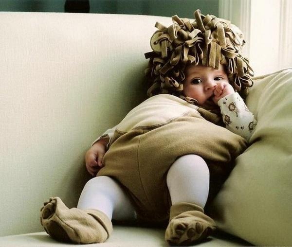 Смешные фото маленьких детей - фото 8