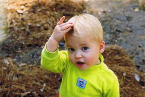 Ребенок упал и ударился головой: что делать