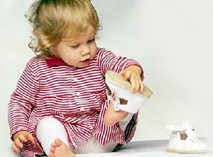 Что делать, если у ребенка на пятке мозоль