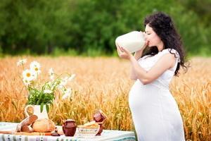 Кальций во время беременности