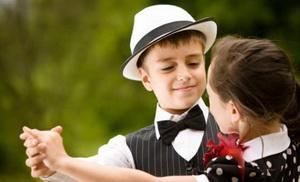 Обучаем ребёнка танцу дома, самостоятельно
