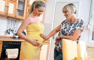 Тридцать пятая неделя беременности